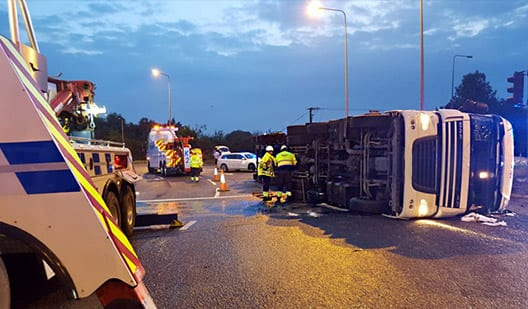 24hr Vehicle Recovery - K2 recovery